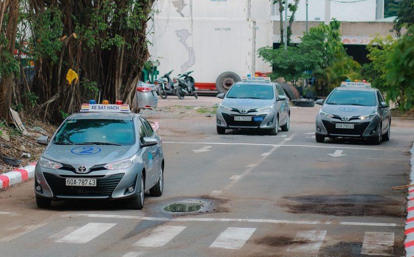 học bằng lái xe b2 hài lòng 100% ở trường dạy lái xe Sài Gòn hình 2