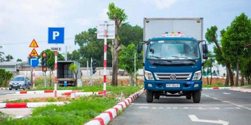 trung tâm sát hạch lái xe Sài Gòn học lái xe bằng c giá từ 10.5 triệu hình 2