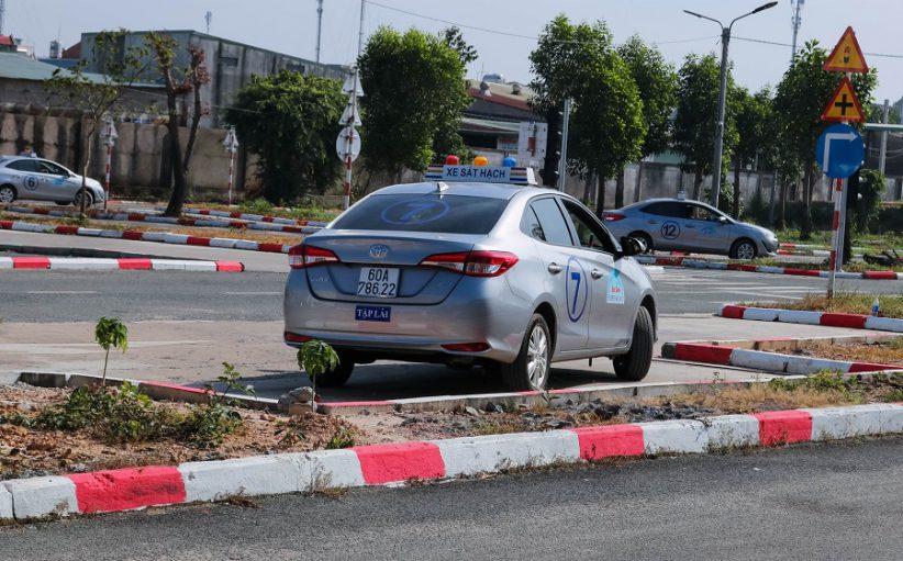 thi bằng lái xe b2 tại trung tâm sát hạch lái xe Sài Gòn hình 2