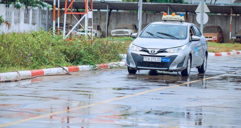 thi bằng lái xe b2 tại trung tâm sát hạch lái xe Sài Gòn hình 3