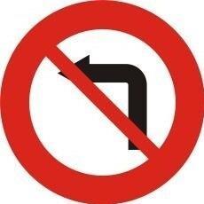 biển báo cấm 123a