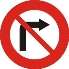biển báo cấm 123b