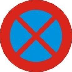 biển báo cấm 130