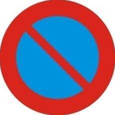 biển báo cấm 131a