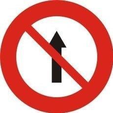 biển báo cấm 136