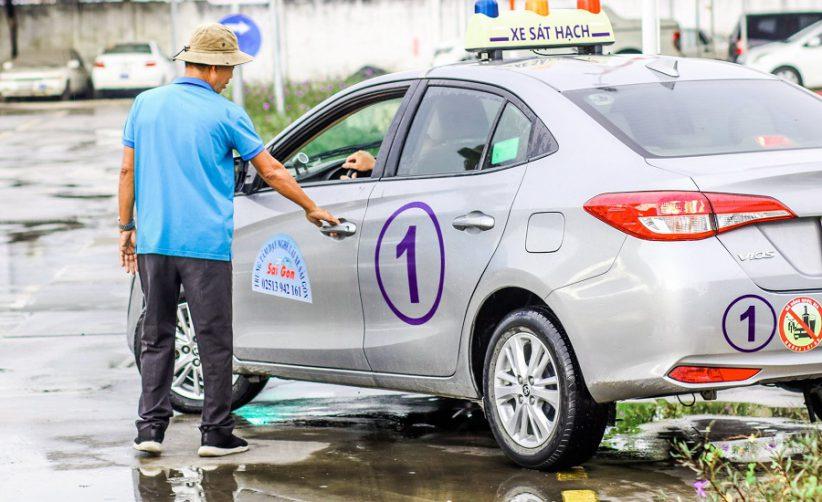 học lái xe ô tô tại tphcm học nhanh thi sớm hình 3