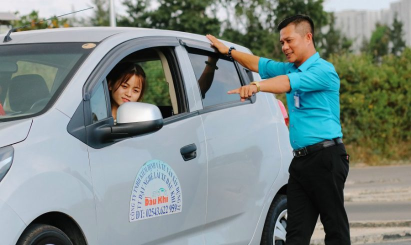 học phí bằng b2 bao nhiêu tiền tại trường dạy nghề lái xe sài gòn