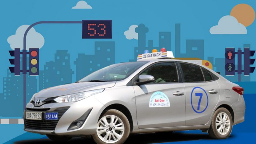 học phí học lái xe ô tô ở tphcm đúng chuẩn hình 2