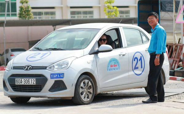 thông tin cằn nắm khi học bằng lái xe ô tô hình 1